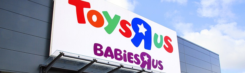 Magasins Toys « R » Us