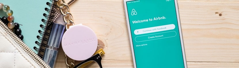 application mobile airbnb