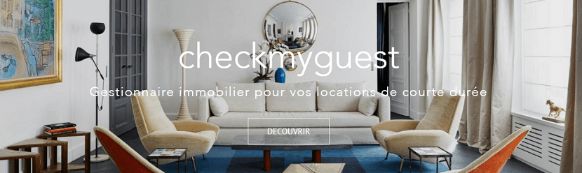 capture ecran du site Checkmyguest