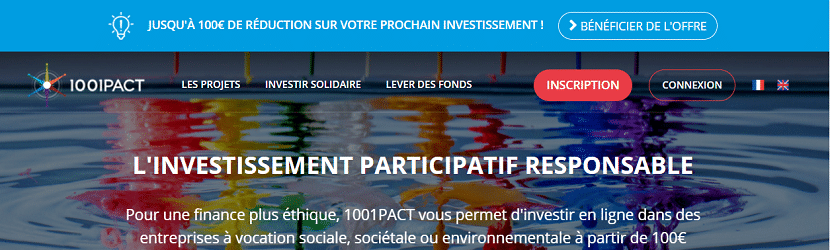 capture du site 1001PACT