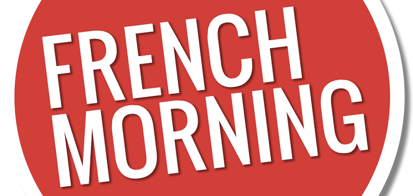 Logo French Morning